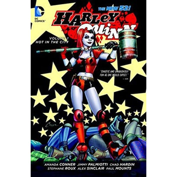Harley Quinn Jimmy Palmiotti