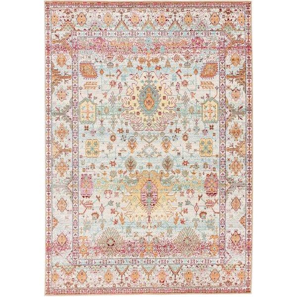 Schöner Wohnen Shining Teppich mit Kachel-Muster