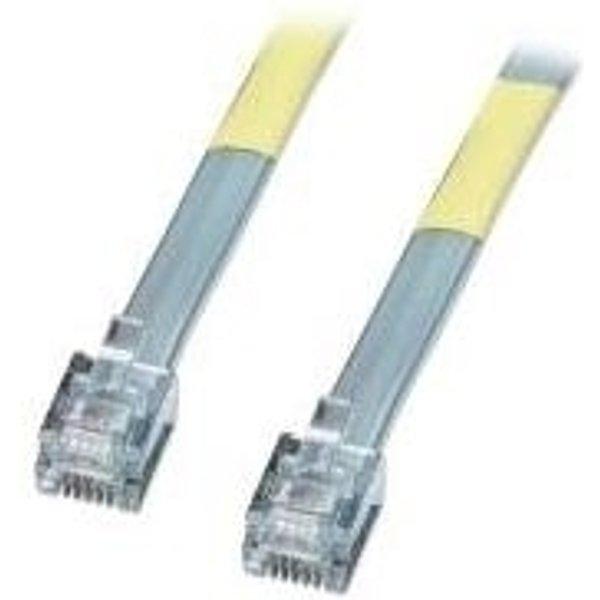 Lindy câble de réseau - 10 m - argenté(e) (34226)