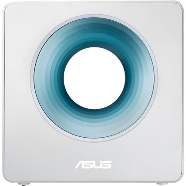 ASUS Blue Cave - Routeur sans fil - commutateur 4 ports - GigE - 802.11a/b/g/n/ac - Bi-bande