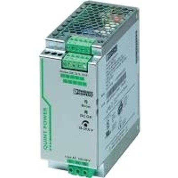Phoenix Contact 2866763 QUINT-PS/1AC DIN Rail Power Supply 24V DC