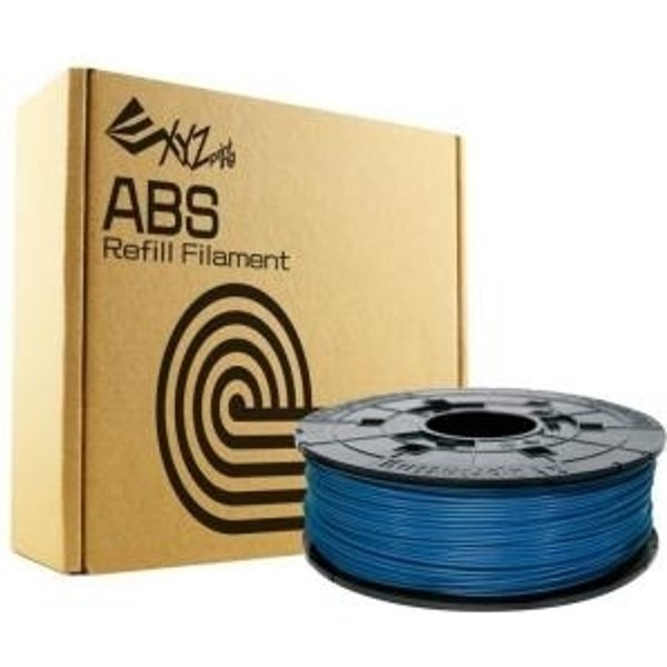 XYZprinting - bleu acier - filament ABS