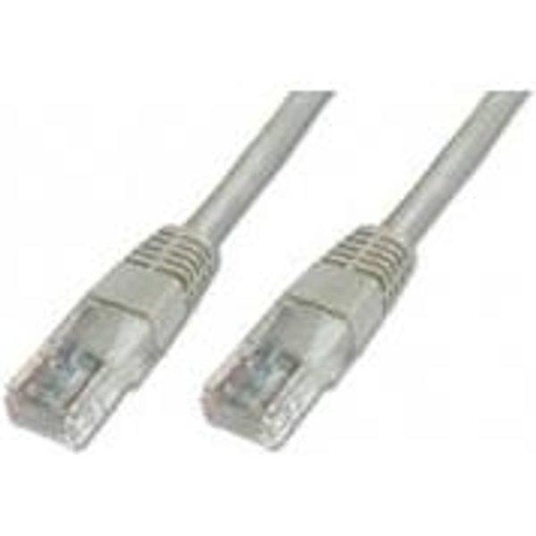 Câble de connexion U/UTP cat 5e 2 m gris R07120