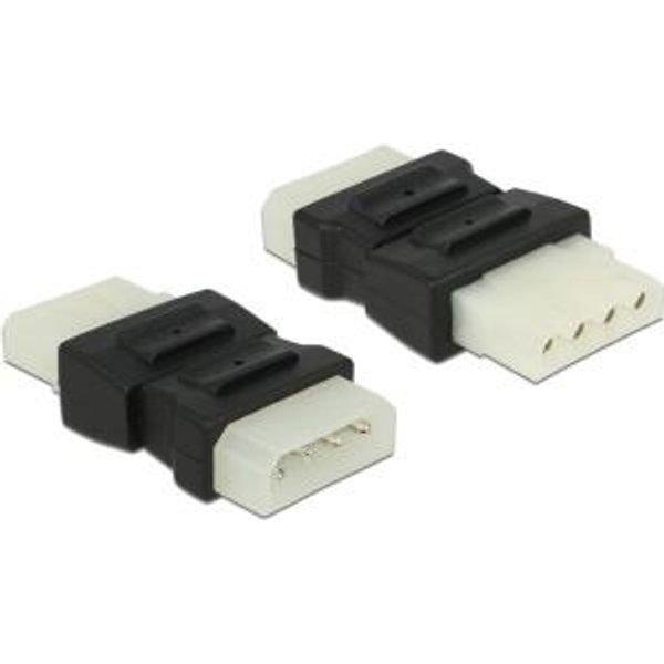 Adapter Molex 4 pin male > Molex 4 pin female port saver