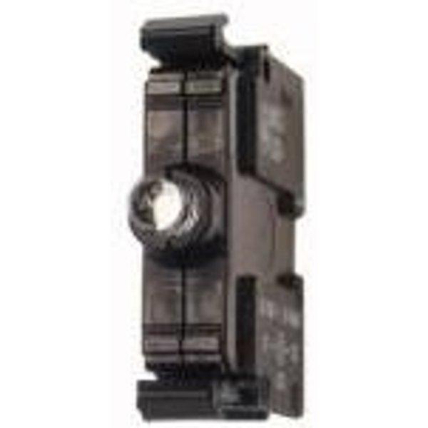 Moeller Lampenfassungsblock LED AC Frontbef 230V Mit integriertem Leuchtmittel rt
