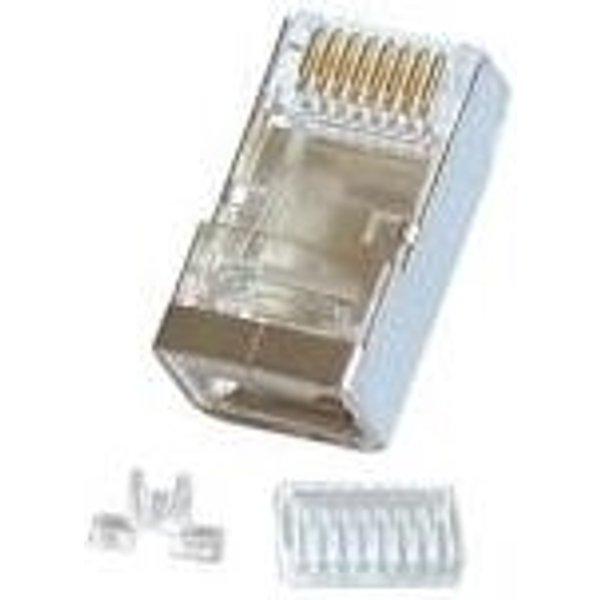 LINDY réseau Adaptateur gris (62435)