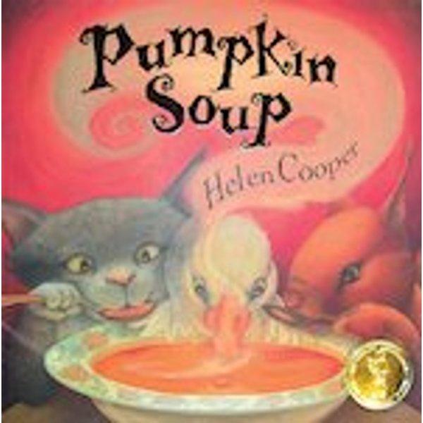 Pumpkin Soup by Helen Cooper (Paperback, 1999)
