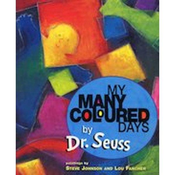 My Many Coloured Days by Steve Johnson