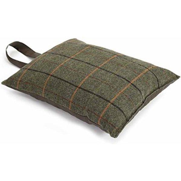 2. Tweed Garden Kneeler Cushion: £29.99, The Present Finder