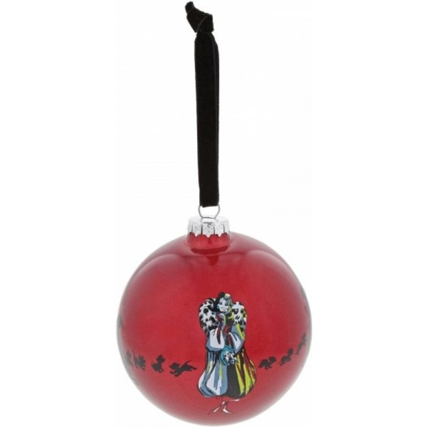 One Classy Devil (Cruella De Vil) Enchanting Disney Bauble
