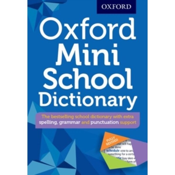 Oxford Mini School Dictionary (Oxford Dictionary) (Paperback)