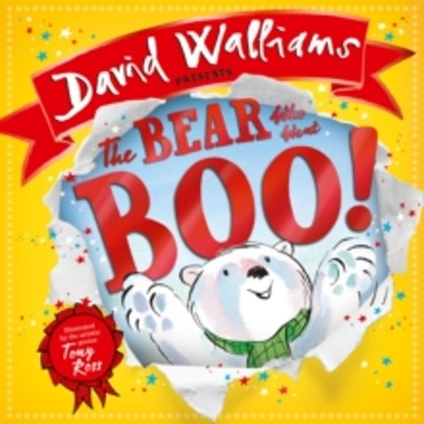 Walliams:The Bear Who Went Boo