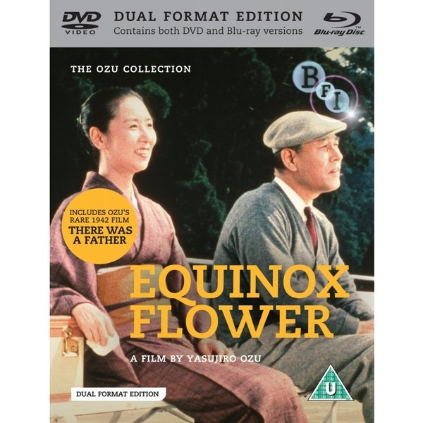 Equinox Flower & There Was a Father DVD & Blu-ray