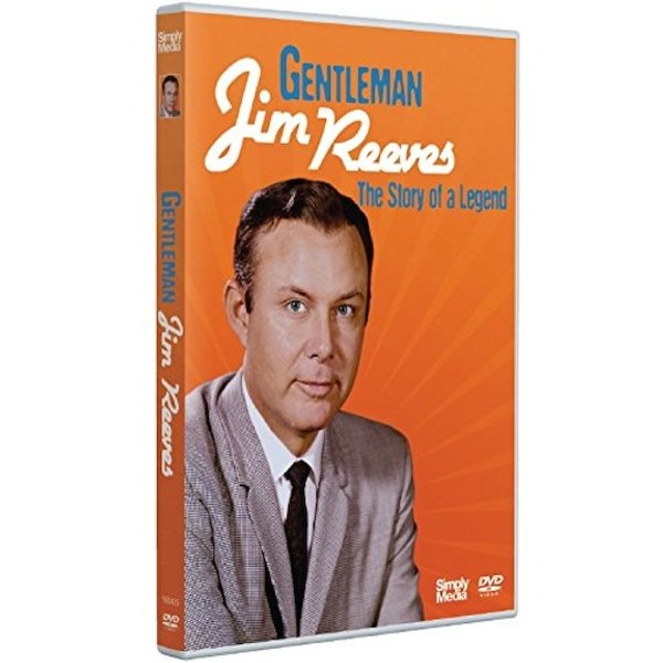 Gentleman Jim Reeves The Story of a Legend (DVD)