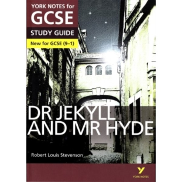 Dr Jekyll And Mr Hyde: York Notes For Gcse (9-1) (Paperback)