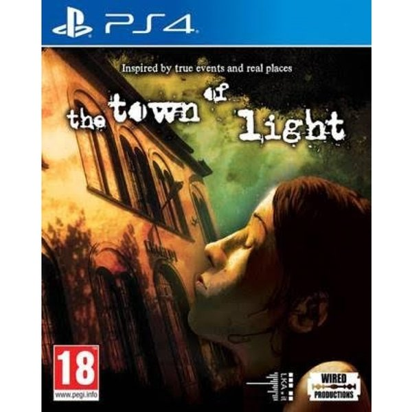 PS4 - The Town of Light Box (670254)