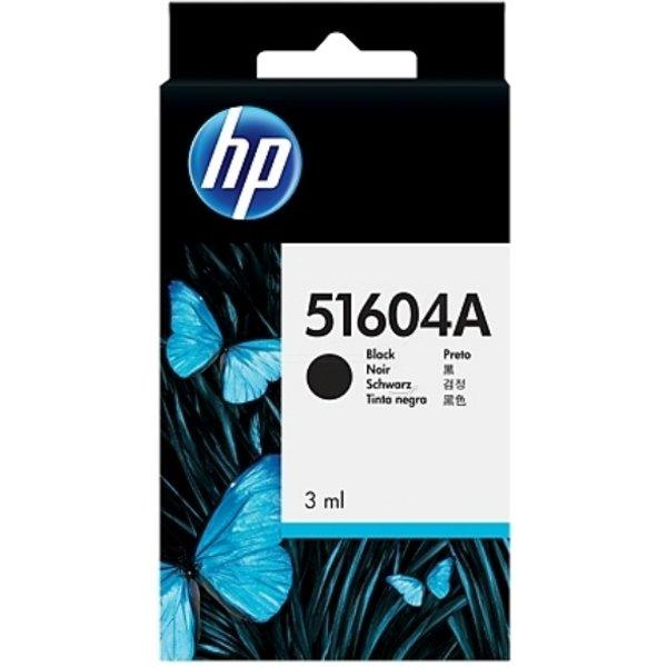 TWIN PACK : HP 51604A Black Original Ink Cartridge