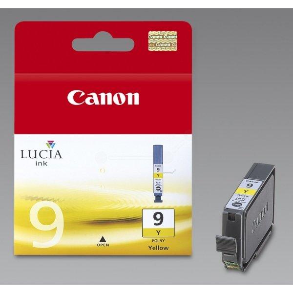 Canon PGI-9Y Original Pigment Yellow Cartridge