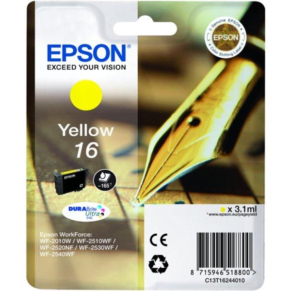 Epson Epson 16 - Gelb - Original - Druckerpatrone