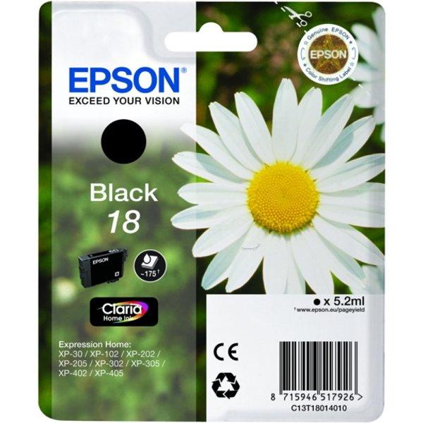Epson Epson 18 - Schwarz - Original - Druckerpatrone
