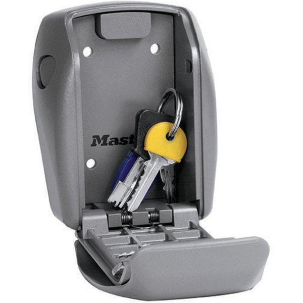 Master Lock 5415E Wall-Mounted Reinforced Key Lock Box