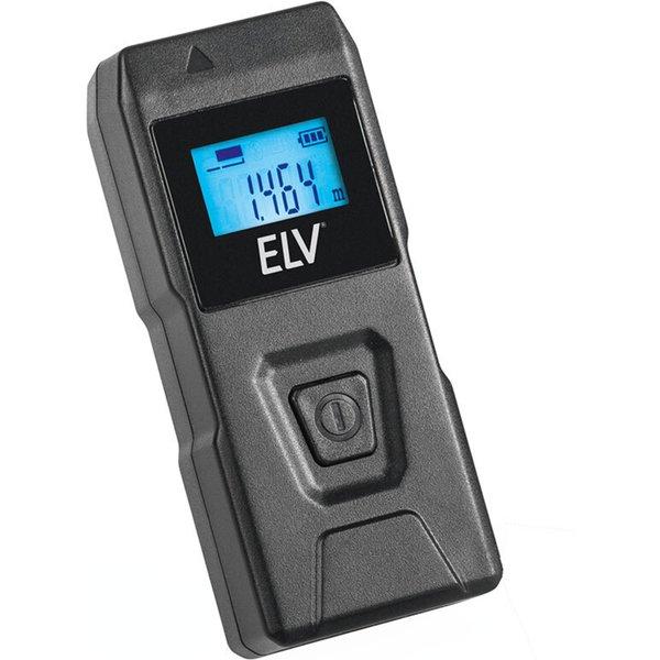 ELV Laser-Entfernungsmessgerät LE-30, bis zu 30m