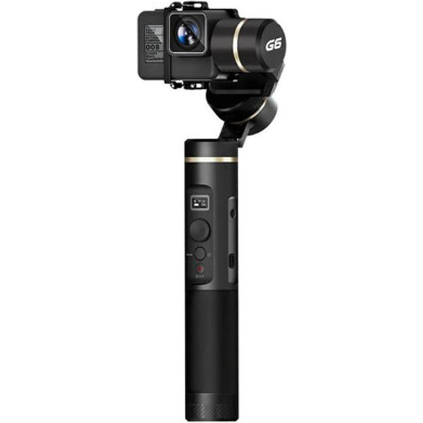 Feiyu G6 Handheld 3-Axis Gimbal Wifi Bluetooth OLED Screen For GoPro Yi Cam