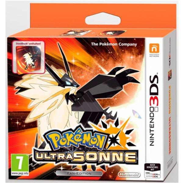 3DS - Pokémon Ultrasonne - Fan-Edition /D