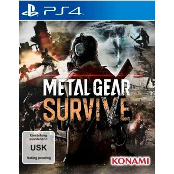 Metal Gear Survive [Ps4] (D/f)