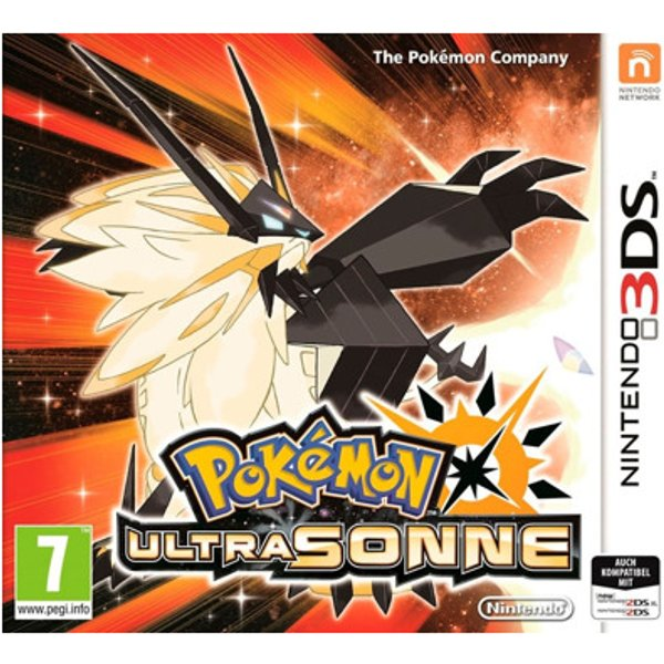 3DS - Pokemon Ultrasonne /I