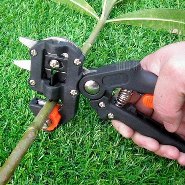 1. Professional Garden Grafting Tool Pruner with Extra 2 Blades: £14.99, GearBest (Global)