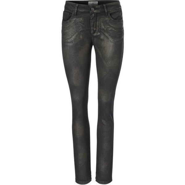 heine STYLE Push-up Jeans Aleria beschichtet