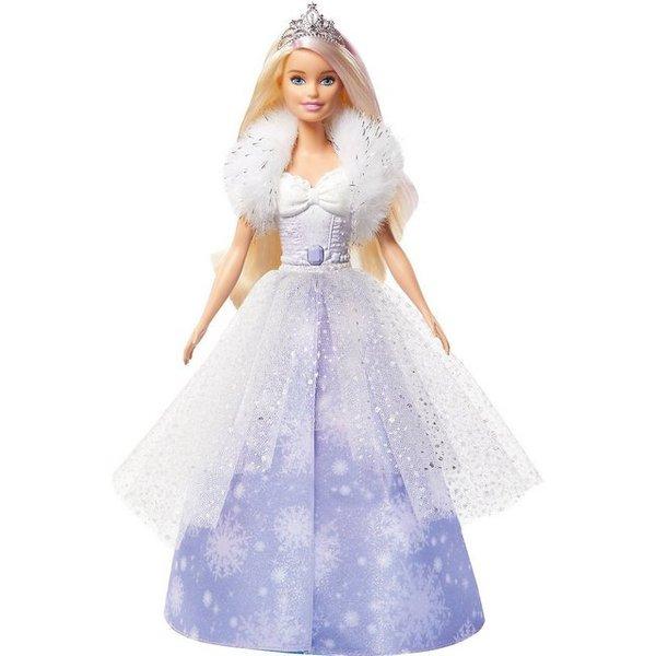Barbie Dreamtopia Schneezauber Prinzessin Puppe