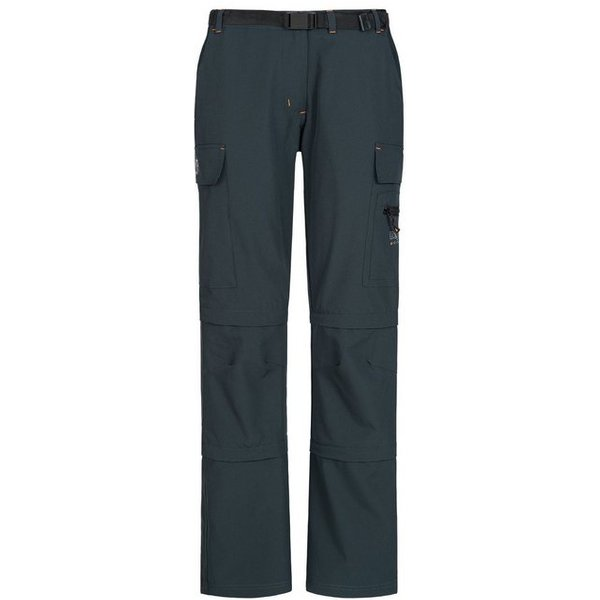 DEPROC Active Outdoorhose »KENORA Full Stretch Double Zip-Off«