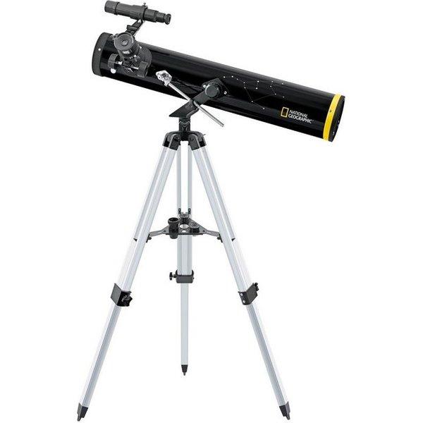 Télescope à miroir National Geographic 76/700 mm AZ 9011300 achromatique