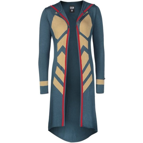 Musterbrand Cardigan »The Wasp« Marvel