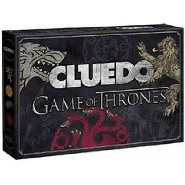 Cluedo - Game of Thrones Collector's Edition DE