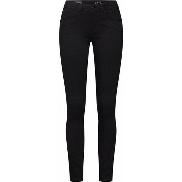 Noisy May Jen NW Shaper Jeans VI023 Jeans schwarz