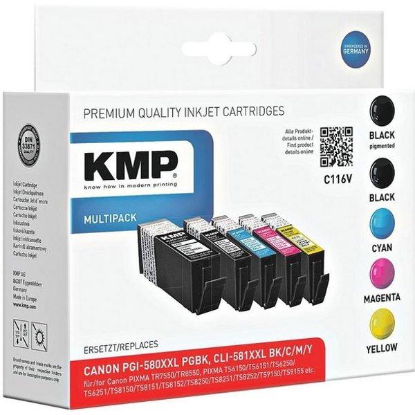 KMP E133 - 45 ml - Schwarz - Tintenpatrone (Alternative zu: Epson T7021) - f