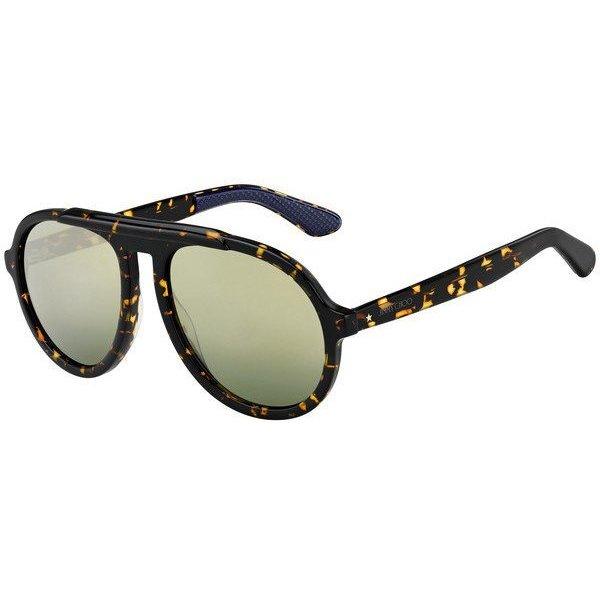 JIMMY CHOO Herren Sonnenbrille »RON/S«