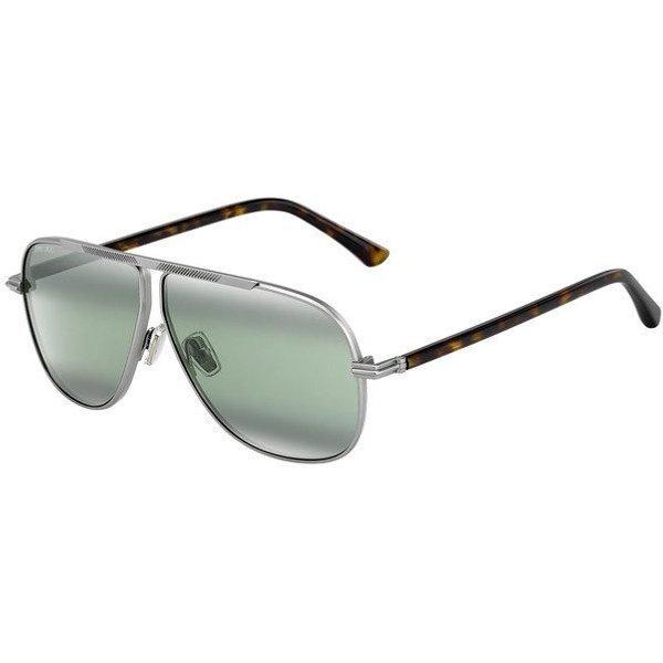 JIMMY CHOO Herren Sonnenbrille »EWAN/S«