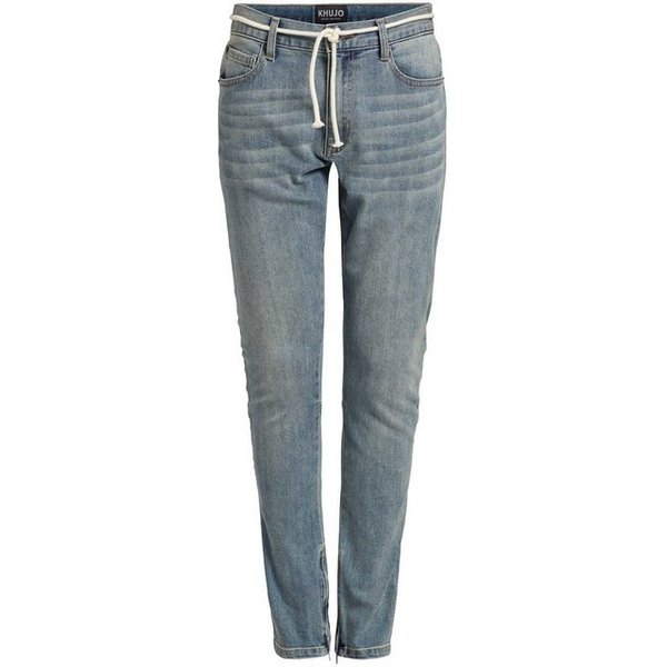khujo 5-Pocket-Jeans »GIOVE DIRTY« im Used-Look