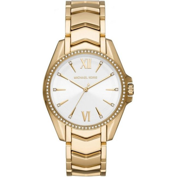 Micheal Kors Whitney Gold Tone Ladies Watch MK6693
