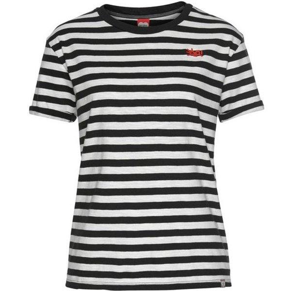 Scotch & Soda T-Shirt mit kleinem Brustmotiv