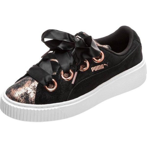 sneakers Platform Kiss Articadames noir taille 40