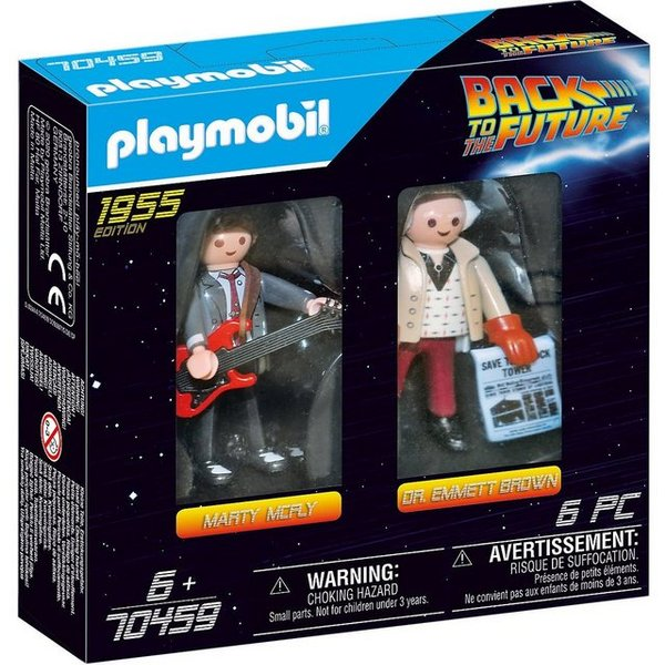 Playmobil Back to the Future (70459)