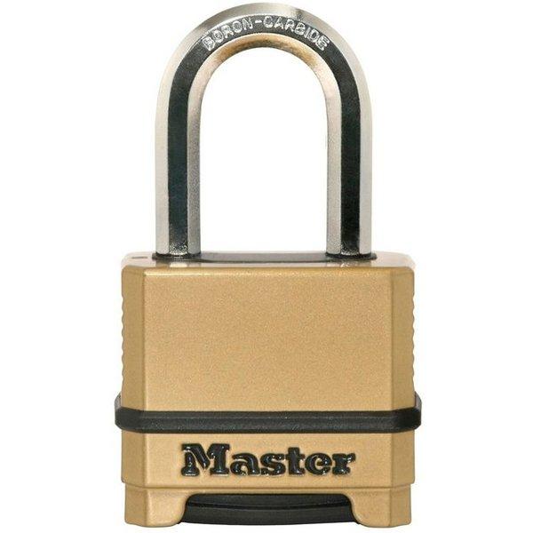 Masterlock Excell Combination Padlock 50mm Long