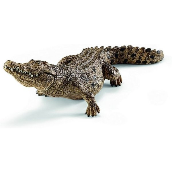 Schleich 14736 Crocodile Multicolor