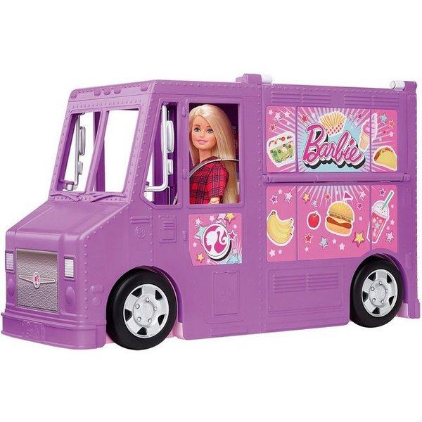 Barbie You Can Be Anything - Food 'N' Fun Food Truck (GMW07)