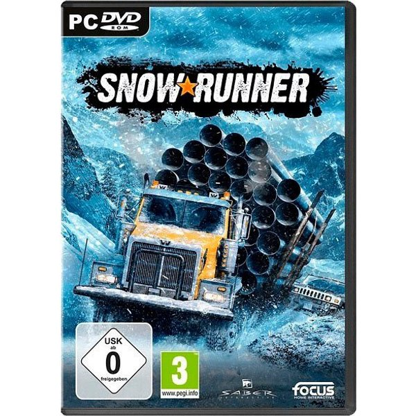 PC - SnowRunner /D